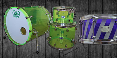 Acrylic Snares and Kits