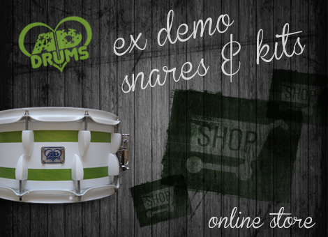 AD Drums Snares