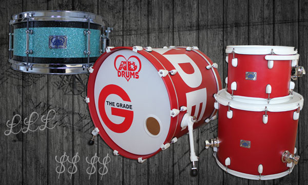 Get a quote from AD Drums