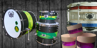UK Hybrid Drum Maker