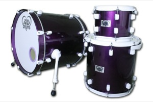 Purple Candy Paint / White Hardware