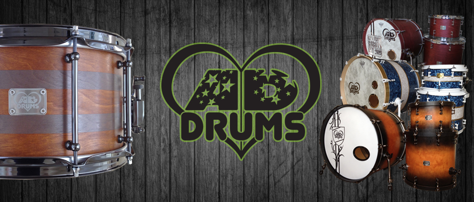 AD Drums The Home of UK Custom Drums